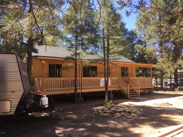 2900 Long Rifle Place, Overgaard, AZ 85933 (MLS #5992995) :: Brett Tanner Home Selling Team