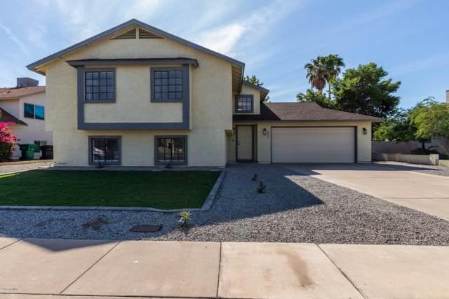 5007 E Downing Street, Mesa, AZ 85205 (MLS #5993002) :: My Home Group