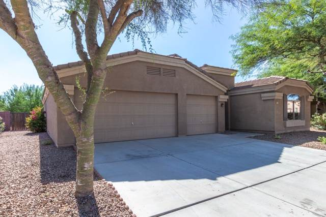 549 W Rattlesnake Place, Casa Grande, AZ 85122 (MLS #5993006) :: Occasio Realty