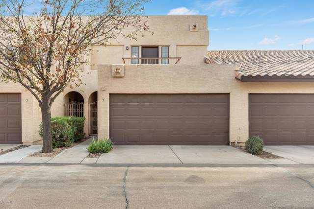6223 N 12TH Street #2, Phoenix, AZ 85014 (MLS #5993049) :: Dave Fernandez Team | HomeSmart