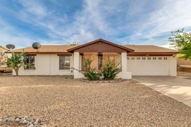 12601 W Lobo Drive, Arizona City, AZ 85123 (MLS #5993053) :: The Everest Team at eXp Realty