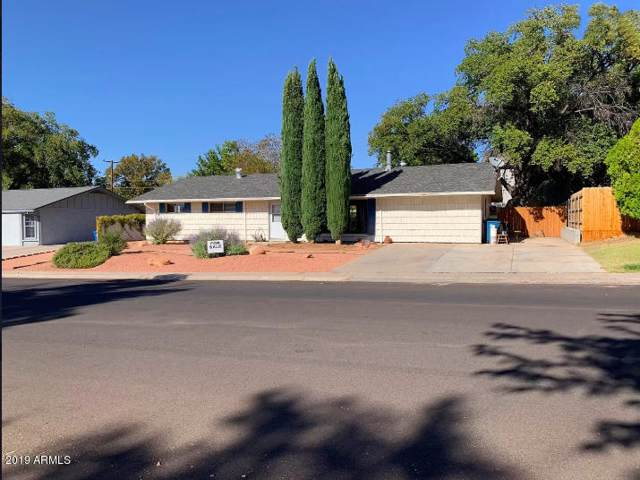 207 N Date Street, Page, AZ 86040 (MLS #5993055) :: Team Wilson Real Estate