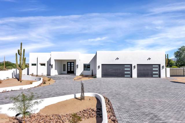 33115 N 62ND Street, Cave Creek, AZ 85331 (MLS #5993083) :: Brett Tanner Home Selling Team