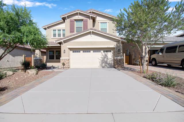 9846 W Sands Drive, Peoria, AZ 85383 (MLS #5993087) :: The Daniel Montez Real Estate Group