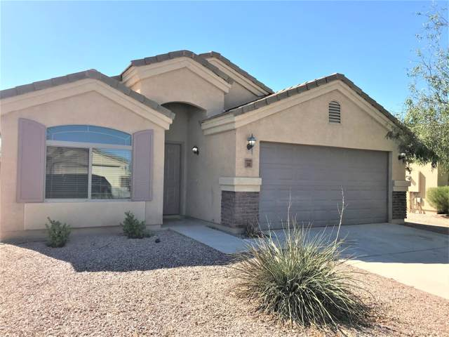 345 W Phantom Drive, Casa Grande, AZ 85122 (MLS #5993096) :: Yost Realty Group at RE/MAX Casa Grande