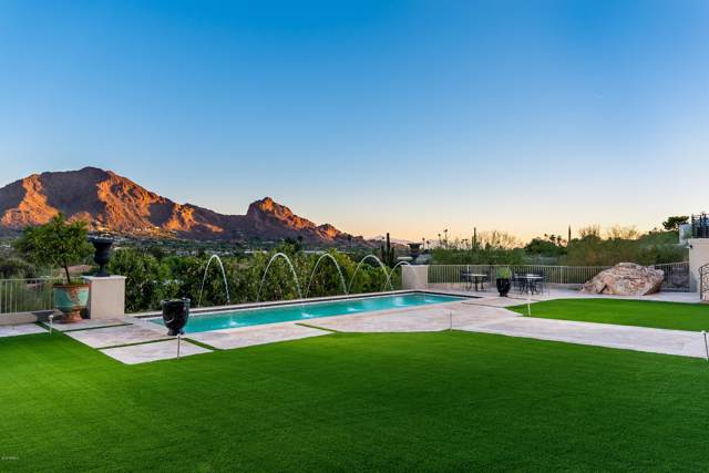 7046 N 59TH Place, Paradise Valley, AZ 85253 (MLS #5993139) :: The Kenny Klaus Team