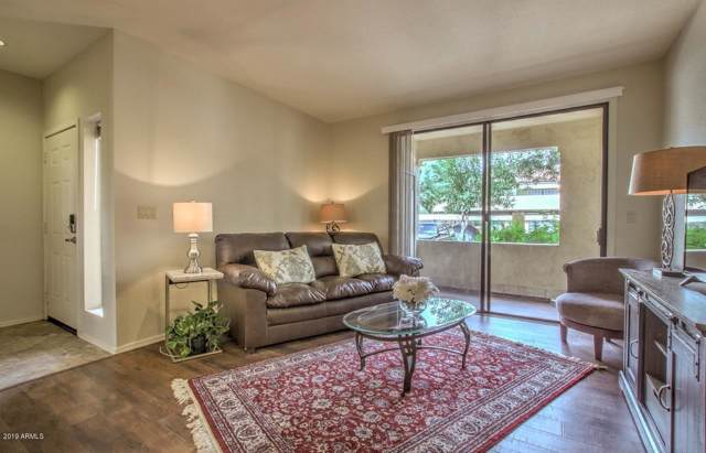 9708 E Via Linda #1330, Scottsdale, AZ 85258 (MLS #5993160) :: Openshaw Real Estate Group in partnership with The Jesse Herfel Real Estate Group
