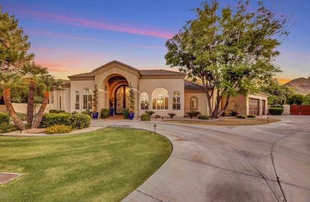 8300 N Canta Redondo, Paradise Valley, AZ 85253 (MLS #5993171) :: Revelation Real Estate
