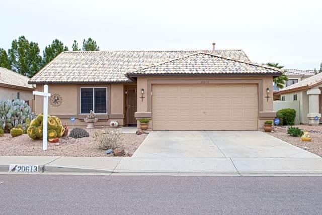 20613 N 102ND Lane, Peoria, AZ 85382 (MLS #5993188) :: Revelation Real Estate
