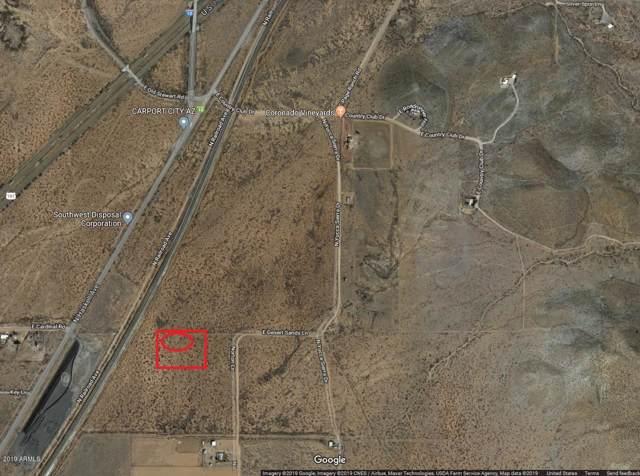 0 N Norton Lane, Willcox, AZ 85643 (MLS #5993190) :: The Laughton Team