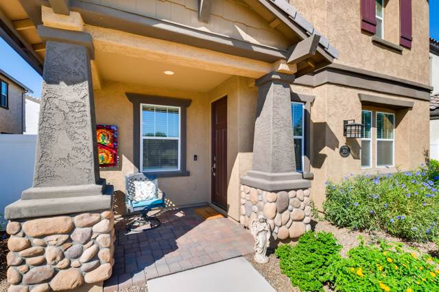 2655 S Valle Verde, Mesa, AZ 85209 (MLS #5993194) :: The Laughton Team