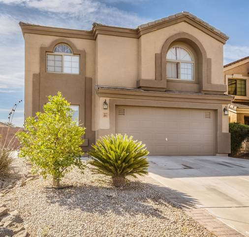 3783 W Dancer Lane, Queen Creek, AZ 85142 (MLS #5993206) :: Brett Tanner Home Selling Team