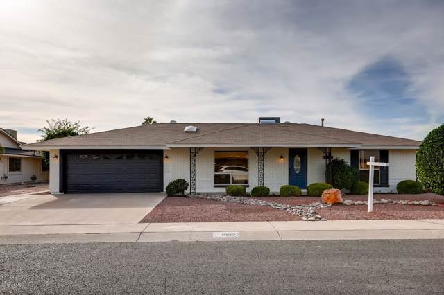 10822 W Tropicana Circle, Sun City, AZ 85351 (MLS #5993223) :: Revelation Real Estate