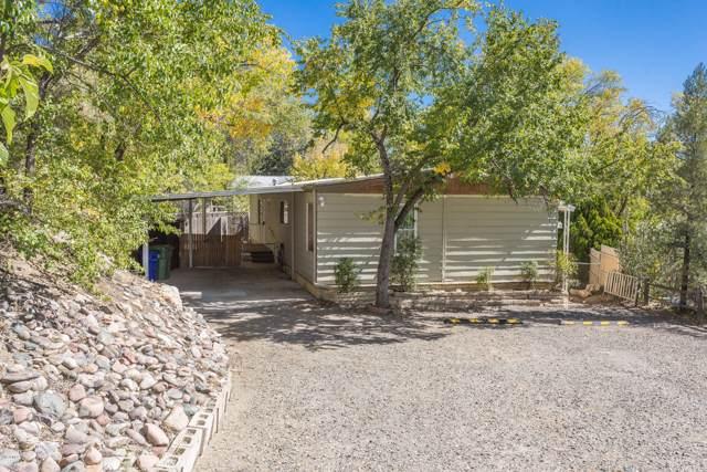 905 Oak Terrace Drive, Prescott, AZ 86301 (MLS #5993226) :: Riddle Realty Group - Keller Williams Arizona Realty