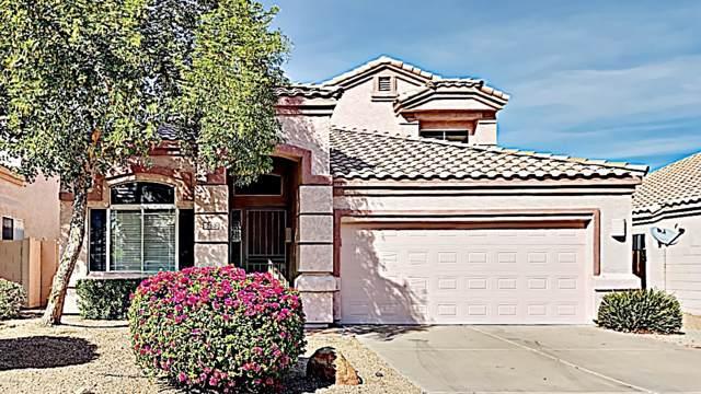 750 W Kent Place, Chandler, AZ 85225 (MLS #5993255) :: Lucido Agency