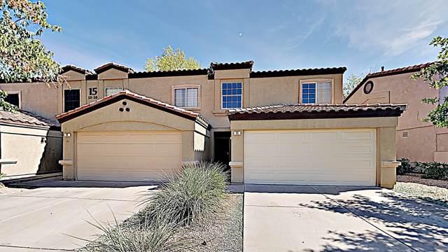 125 S 56TH Street #25, Mesa, AZ 85206 (MLS #5993260) :: Revelation Real Estate