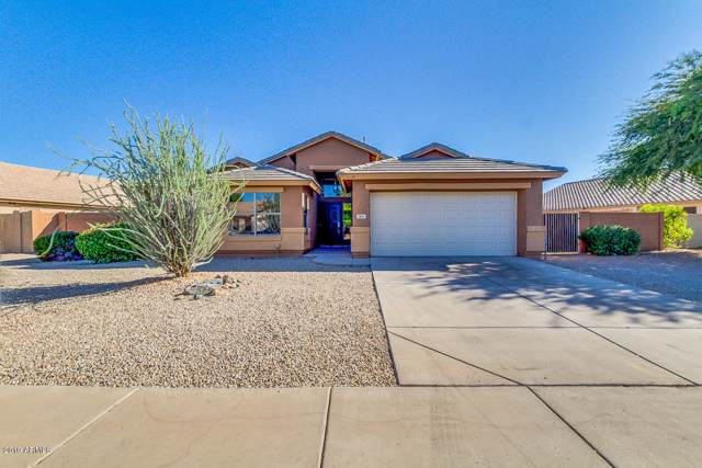 2461 E Fairview Street, Chandler, AZ 85225 (MLS #5993286) :: Riddle Realty Group - Keller Williams Arizona Realty