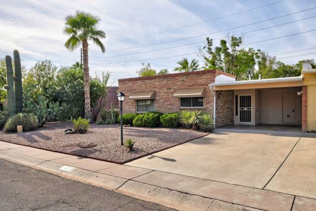 4826 N 74TH Place, Scottsdale, AZ 85251 (MLS #5993295) :: Revelation Real Estate