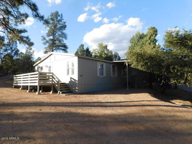 103 W Alpine Circle, Payson, AZ 85541 (MLS #5993300) :: Kepple Real Estate Group