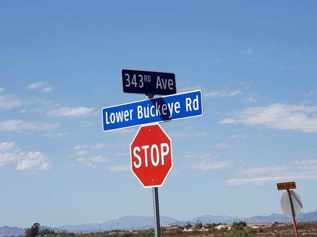 0 S 343RD Avenue, Tonopah, AZ 85354 (MLS #5993311) :: Brett Tanner Home Selling Team