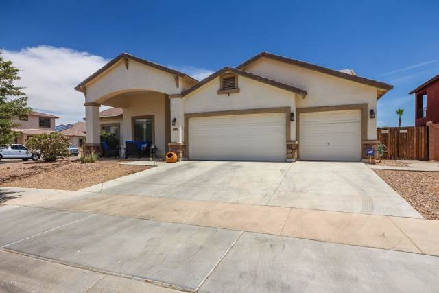 11231 N 158TH Avenue, Surprise, AZ 85379 (MLS #5993314) :: The Daniel Montez Real Estate Group