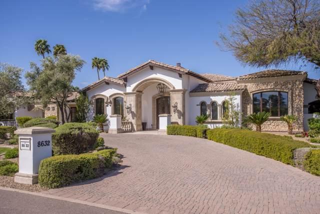 8632 N Via La Serena Lane, Paradise Valley, AZ 85253 (MLS #5993329) :: Yost Realty Group at RE/MAX Casa Grande