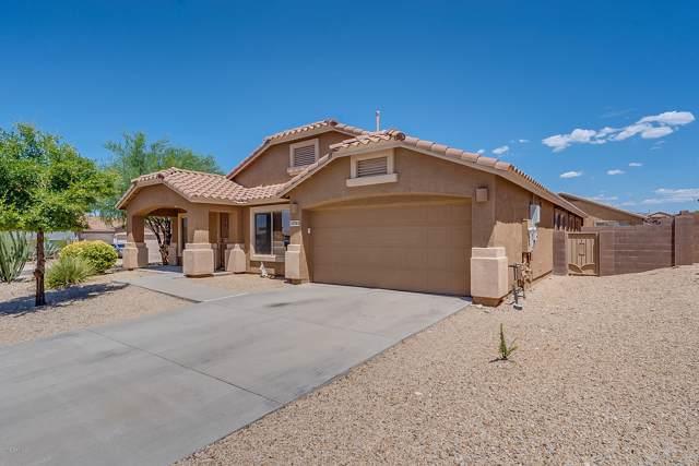 10703 S Bear Table Tank Drive, Vail, AZ 85641 (MLS #5993350) :: Brett Tanner Home Selling Team