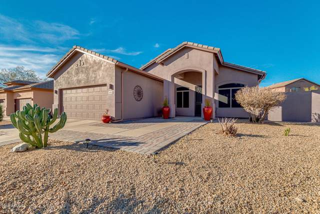 4972 S Las Mananitas Trail, Gold Canyon, AZ 85118 (MLS #5993406) :: Lux Home Group at  Keller Williams Realty Phoenix
