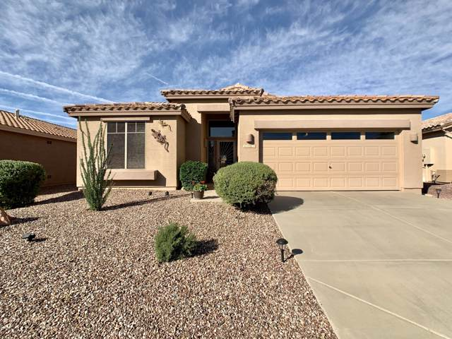 6284 S Fairway Drive, Gold Canyon, AZ 85118 (MLS #5993416) :: The Pete Dijkstra Team