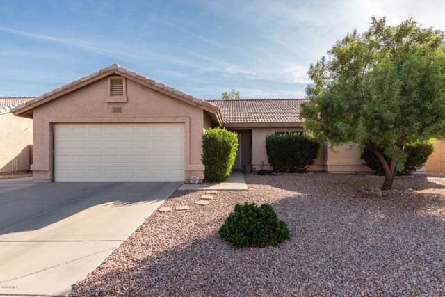 1201 S Crossbow Place, Chandler, AZ 85286 (MLS #5993420) :: Riddle Realty Group - Keller Williams Arizona Realty