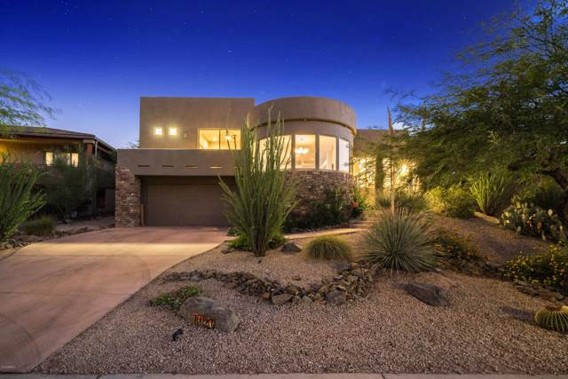 7127 E Ridgeview Place, Carefree, AZ 85377 (MLS #5993421) :: The Pete Dijkstra Team