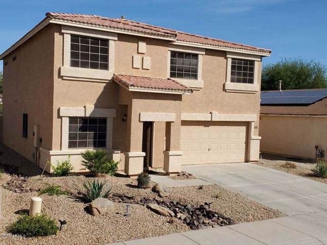 5962 E Flowing Spring, Florence, AZ 85132 (MLS #5993431) :: Yost Realty Group at RE/MAX Casa Grande