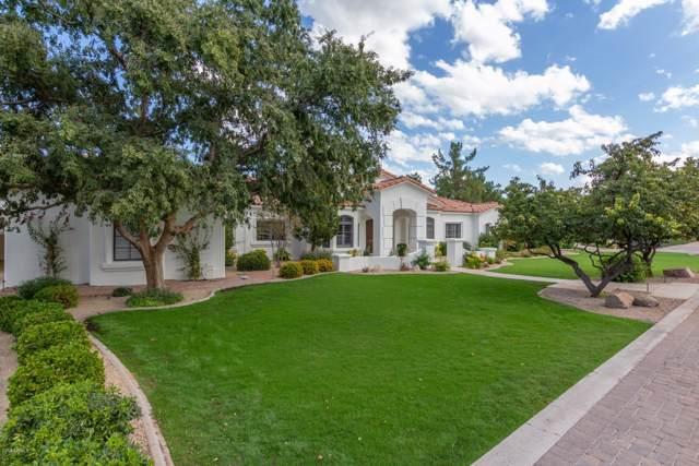 6641 E Exeter Boulevard, Scottsdale, AZ 85251 (MLS #5993444) :: Yost Realty Group at RE/MAX Casa Grande