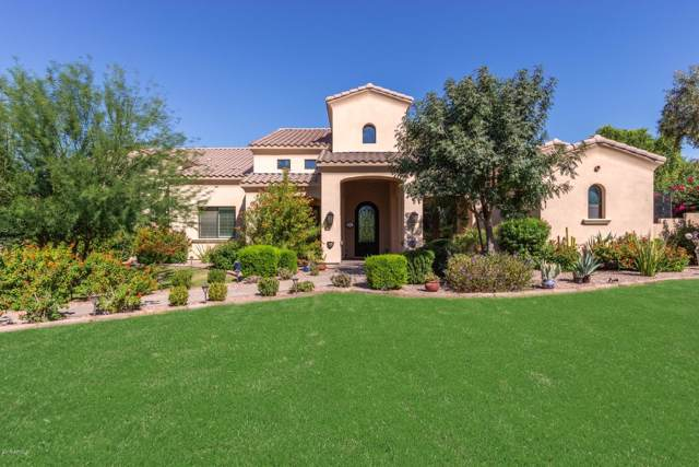 2198 E Teakwood Place, Chandler, AZ 85249 (MLS #5993458) :: Yost Realty Group at RE/MAX Casa Grande