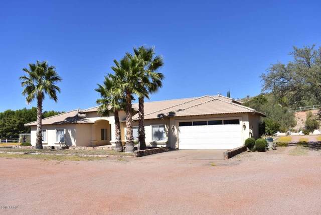 780 E Beer Tree Xing Crossing, Globe, AZ 85501 (MLS #5993473) :: Lux Home Group at  Keller Williams Realty Phoenix