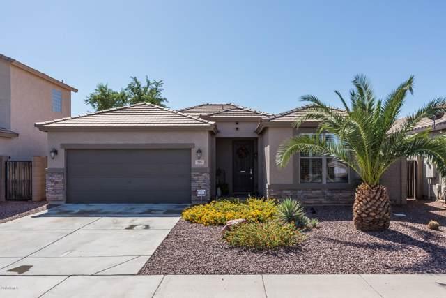 2085 W Agrarian Hills Drive, Queen Creek, AZ 85142 (MLS #5993478) :: Brett Tanner Home Selling Team