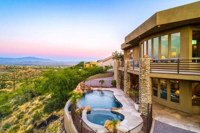 15054 E Sundown Drive, Fountain Hills, AZ 85268 (MLS #5993494) :: The Pete Dijkstra Team