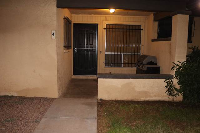 9029 W Elm Street #4, Phoenix, AZ 85037 (MLS #5993497) :: Team Wilson Real Estate