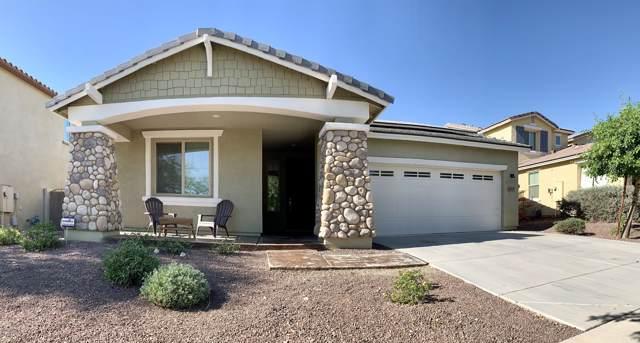 20930 W Stone Hill Road, Buckeye, AZ 85396 (MLS #5993501) :: The Property Partners at eXp Realty