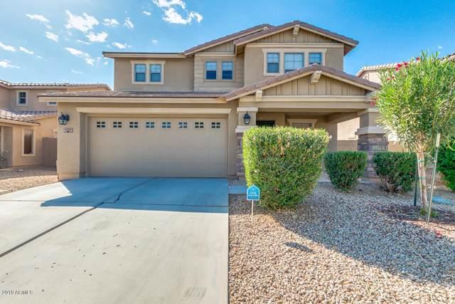 2415 E Rosario Mission Drive, Casa Grande, AZ 85194 (MLS #5993528) :: Revelation Real Estate
