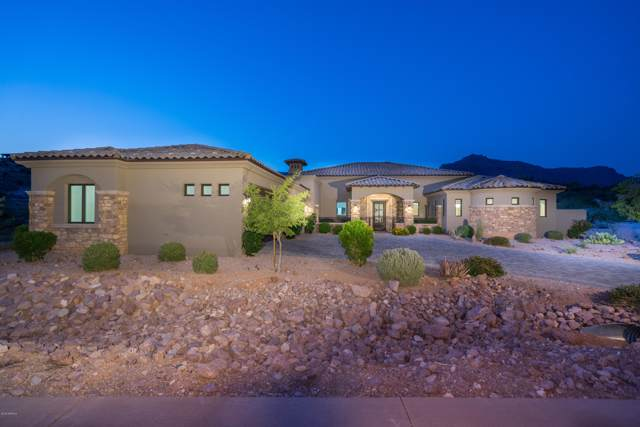 9436 E Thunder Pass Drive, Gold Canyon, AZ 85118 (MLS #5993542) :: The Pete Dijkstra Team