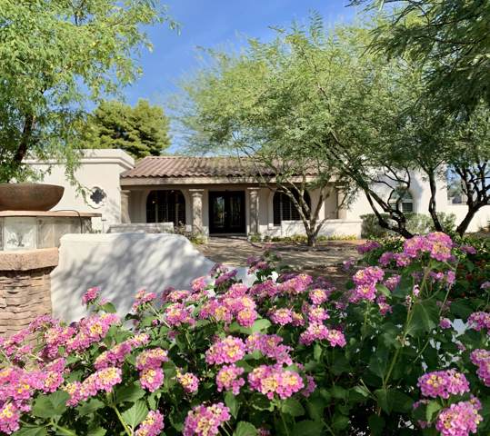 6016 E Beryl Avenue, Paradise Valley, AZ 85253 (MLS #5993567) :: Power Realty Group Model Home Center