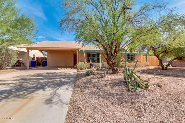 1809 N Evergreen Street, Chandler, AZ 85225 (MLS #5993571) :: Lucido Agency