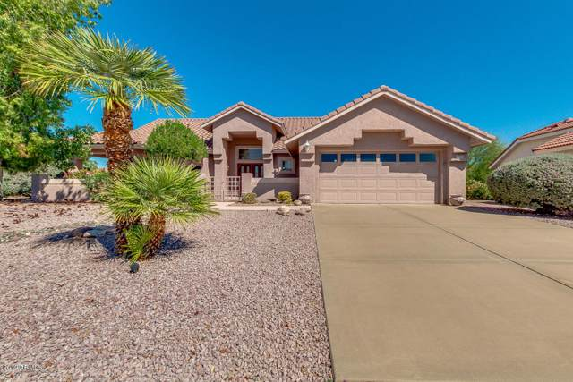 14412 W Sentinel Drive, Sun City West, AZ 85375 (MLS #5993574) :: Yost Realty Group at RE/MAX Casa Grande