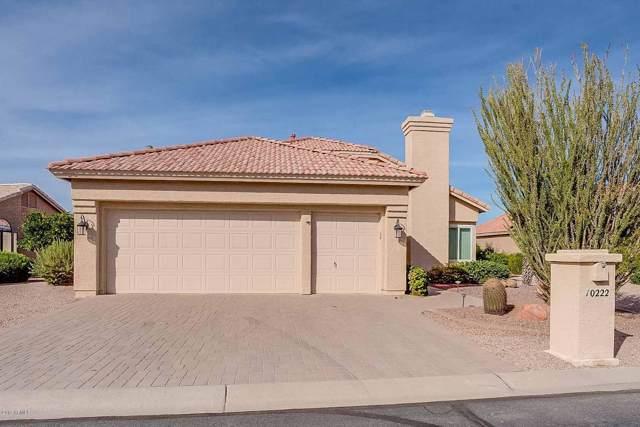 10222 E Hercules Drive, Sun Lakes, AZ 85248 (MLS #5993576) :: Revelation Real Estate