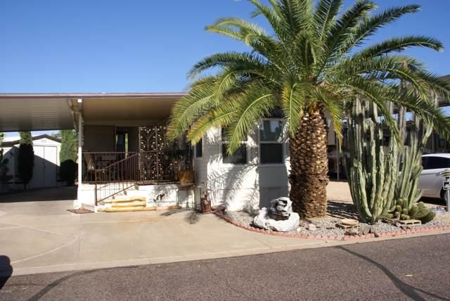 17200 W Bell Road #4, Surprise, AZ 85374 (MLS #5993591) :: The Garcia Group