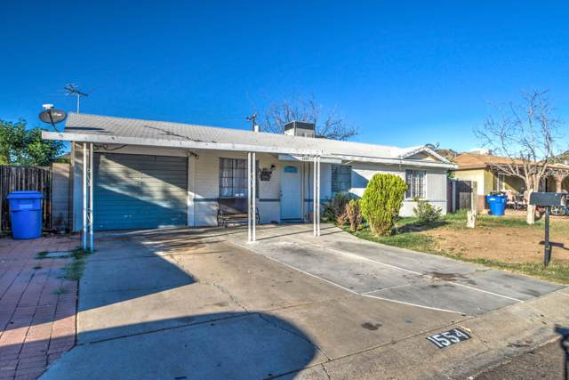 1554 W Cochise Drive, Phoenix, AZ 85021 (MLS #5993592) :: Revelation Real Estate
