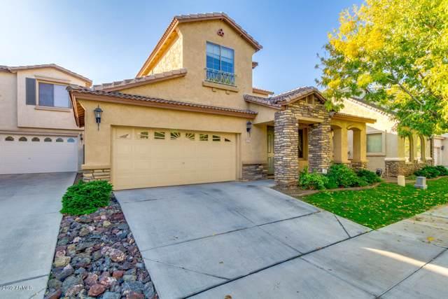 1811 E Dunbar Drive, Phoenix, AZ 85042 (MLS #5993595) :: The Pete Dijkstra Team
