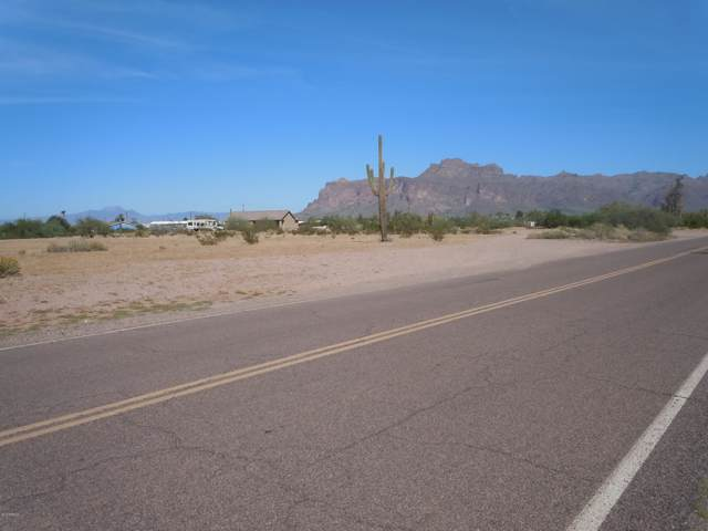 0 N Tomahawk Road, Apache Junction, AZ 85119 (MLS #5993604) :: My Home Group