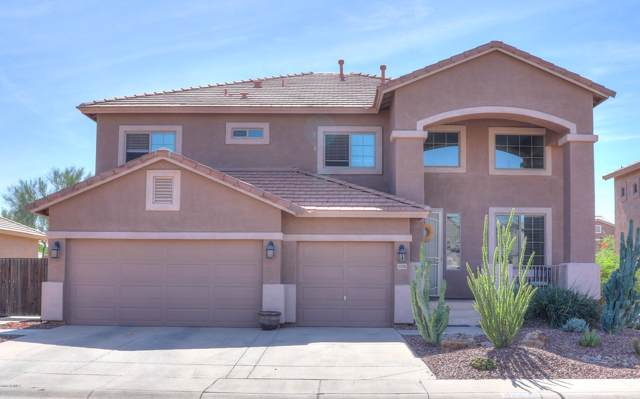 43295 W Griffis Drive, Maricopa, AZ 85138 (MLS #5993606) :: The Pete Dijkstra Team